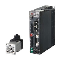 the g5 series has a direct connection to the nj controller via ethercat   customers can design faster, more advanced machine automation control  systems