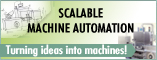 Scalable Machine Automation Minisite